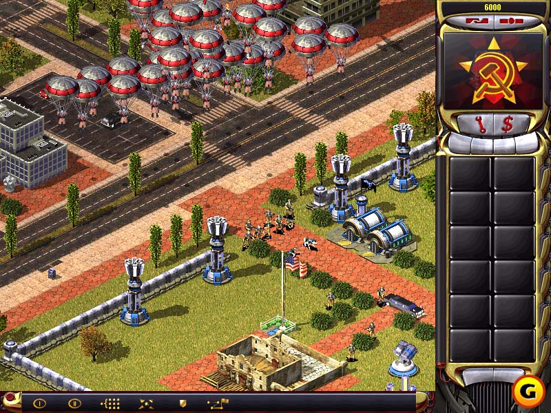 free red alert 2 for windows xp
